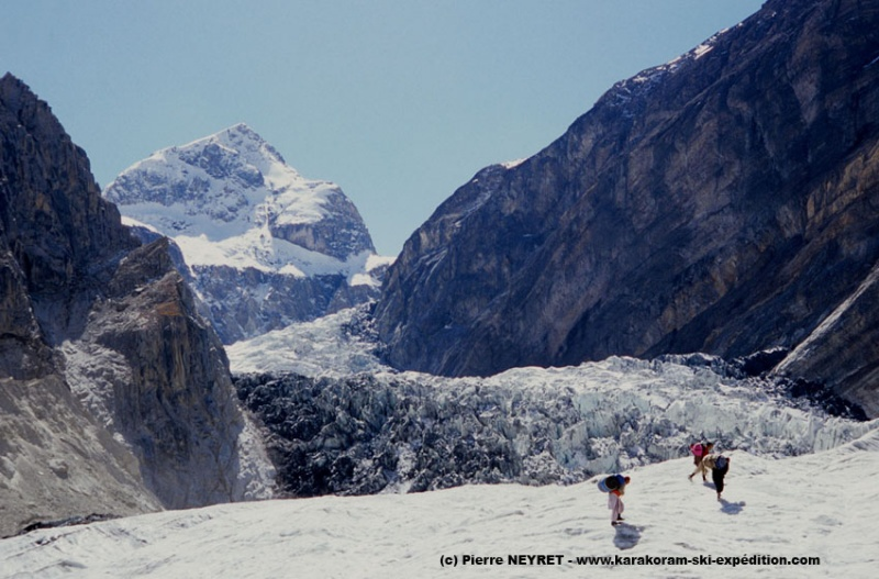 Glacier de Chatiboï