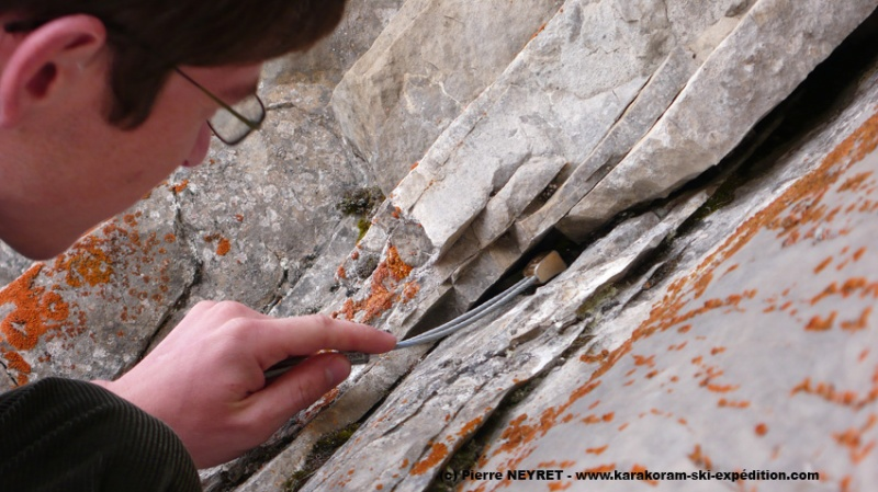 Stage alpinisme 2