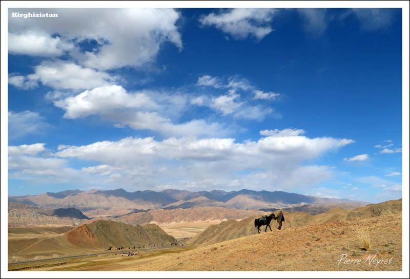 En route pour Naryn