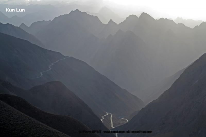 Montagnes du Kun Lun