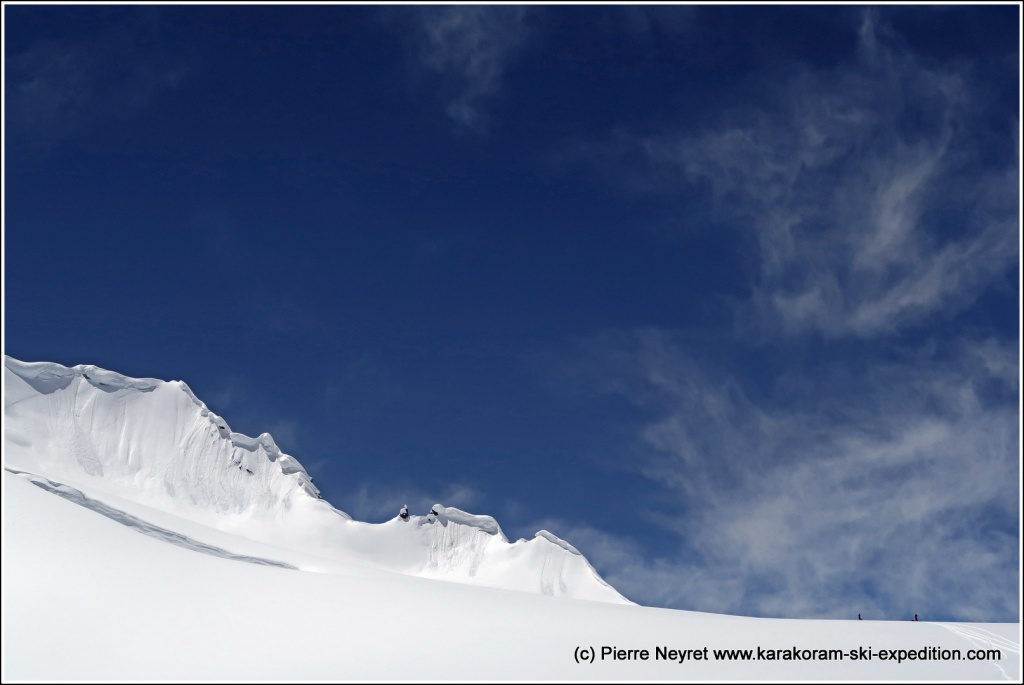3 eme col - 4850 m
