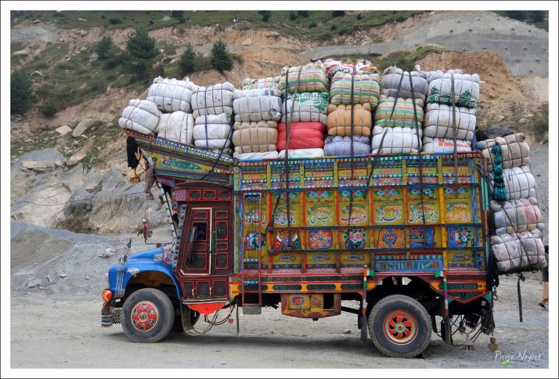 Sur les routes de la province de Khyber Pakhtunkwa
