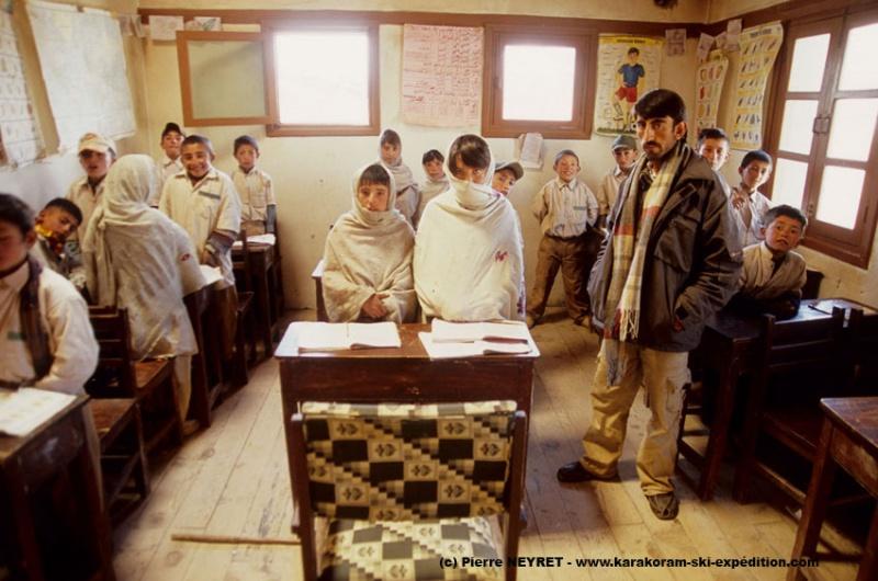 Ecole de Lashkargaz Boroghil