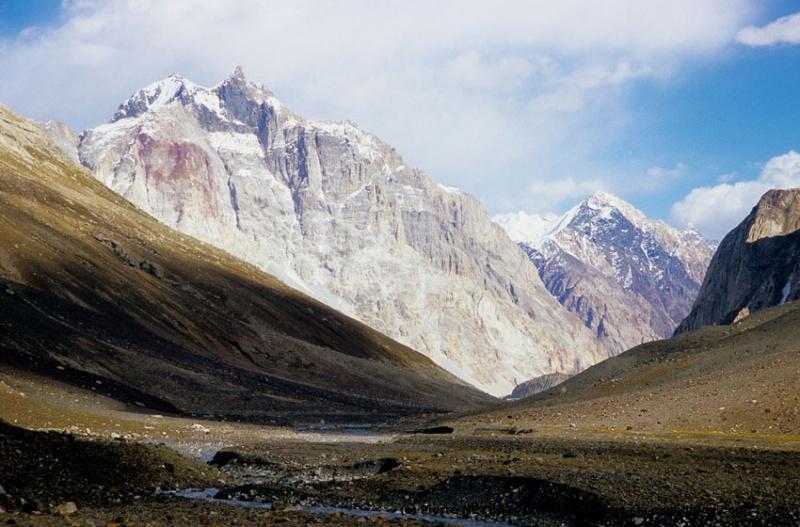 Haute vallée de Karambar
