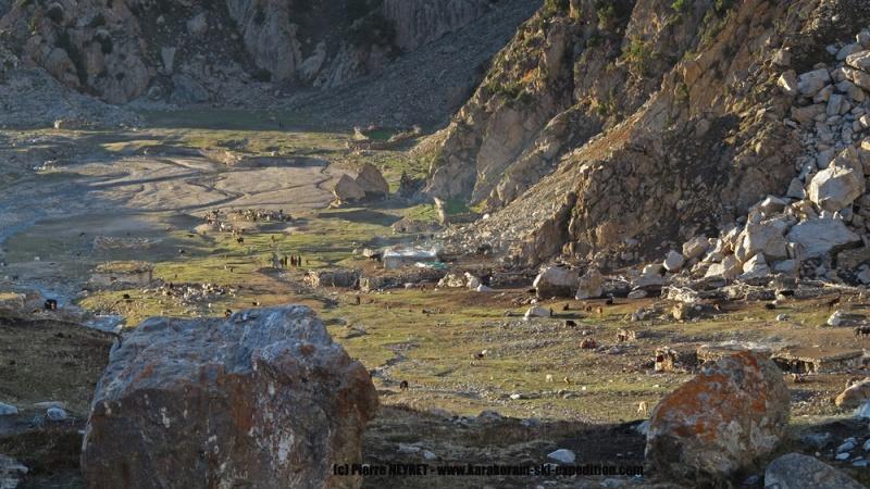 Alpage de Kutagali