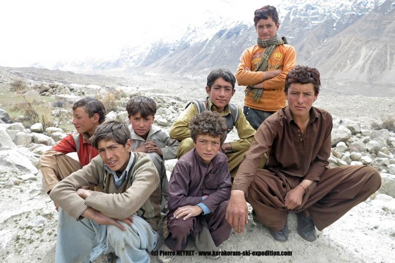 Les enfants d Hispar