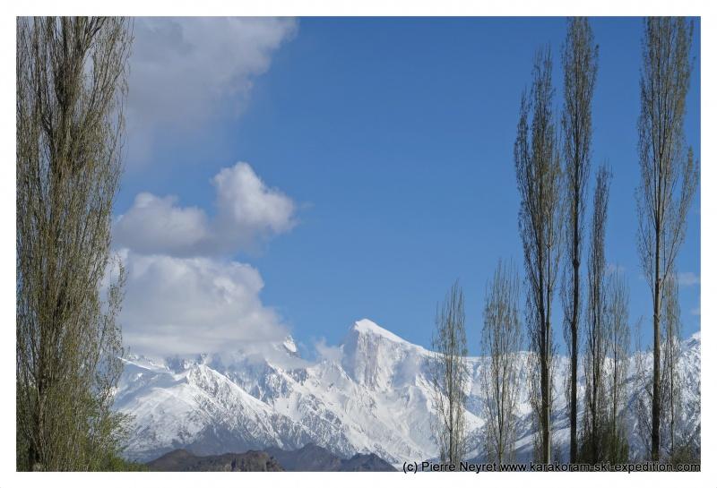 vallee de Hunza Spantik
