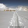 Le camp au col d Hispar 5151 m