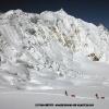 Montée au col d Hispar, sous les meringues de la Balchhish range