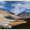 La vallee de la Yarkand au niveau de la source de yilik