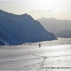 Ambiance d Antarctique sur le haut bassin de Chiantar