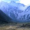 Versant Diamir du Nanga Parbat et l alpage de Kutagali
