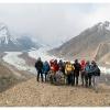 Au sommet de l Urdok Gasherbrum saddle