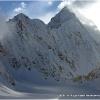 Le  Chikar Zom, 6110 m, au couchant