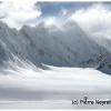 L immense plateau de Darkot, sous le Chikar Zom 6110 m, somptueux