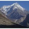 le Rahozon Zom, 6500 m, sommet frontiere avec l Afghanistan