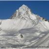 Le Koh-e-Chiantar, point culminant du massif, 6416 m
