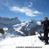 A l aplomb du col d Aghil. 5600 m