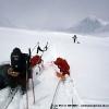 Sur le glacier d Hispar