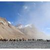 Tempete de sable sur la Shaksgam