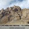 La caravane dans la vallee de Shaksgam