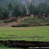 Village d alpage de Fairy Meadows