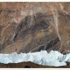 Glacier du Gasherbum devant les parois de l Aghil