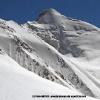 Sommet à 6000 m dominant le camp de Sughet Jangal