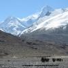 Premiere vue sur le K2, dans la vallée de Sarpo Laggo