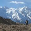 Les contreforts du K2, à 6000 m