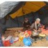 Karim et Alam a la cuisine