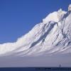 Dans le haut bassin du Sim Gang glacier