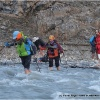 Passage de la riviere qui vient du Karambar pass