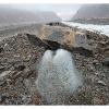 Table de roc sur le glacier de Biafo