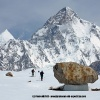 Ski au pied du K2