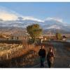 Village kirghize
