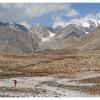 Shah Jinali pass 4140 m
