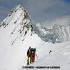 Devant le Workman Peak