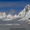 Snow Lake Sim Gang glacier et Baintha Brakk 7285 m