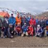Le team au camp de Chikar, point de depart du trek