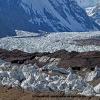 Le glacier nord des Gasherbrum