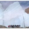 Group picture devant les penitents du Gasherbrum