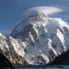 Lenticulaire sur le K2