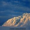 Coucher de soleil sur la Balchish range