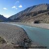 Le fleuve Yarkand, à Yilik