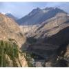 Le grand canyon de la Hunza