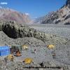 Notre camp de base des Gasherbrum