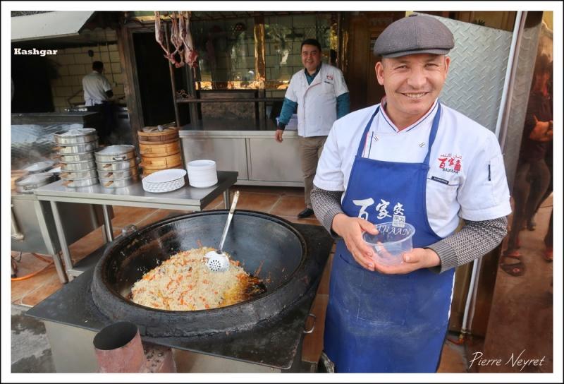 Restaurant ouighour