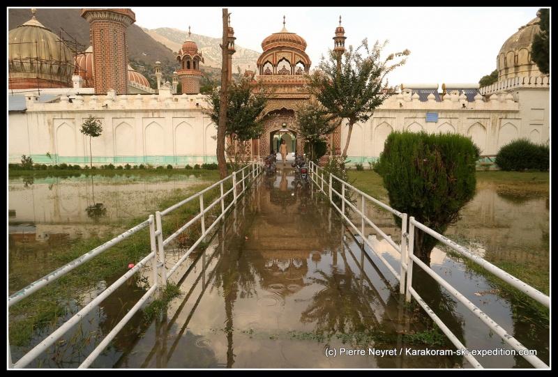 Shahi masjid Chitral