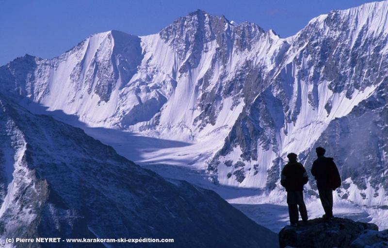 Montagnes satelitte côté Rupal